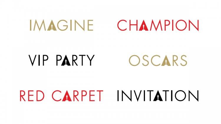 nuevo logo de Los Oscars aplicaciones