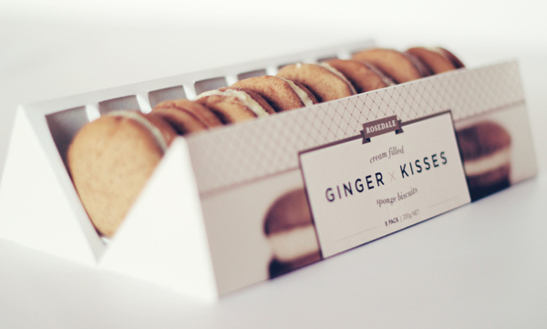 Ginger Kisses