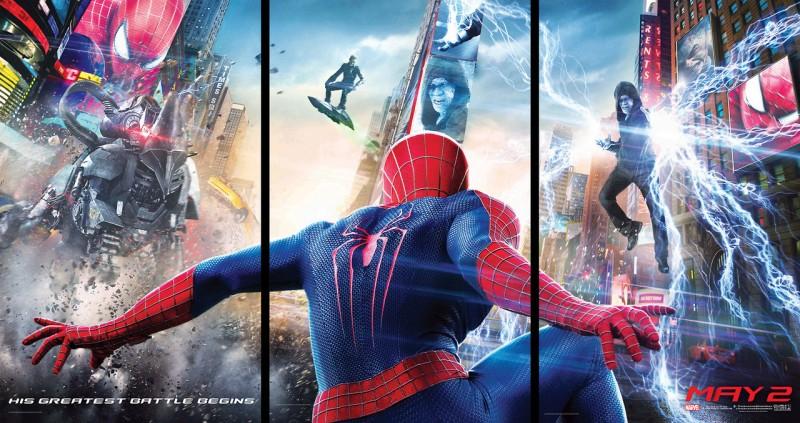 trailer oficial de The Amazing Spider Man 2