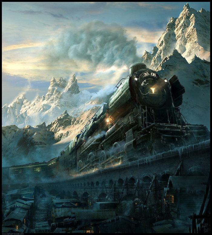 Arctic Express 2008