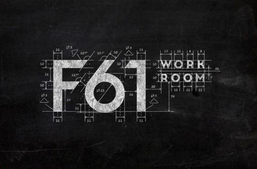 F61 Work Room por F61