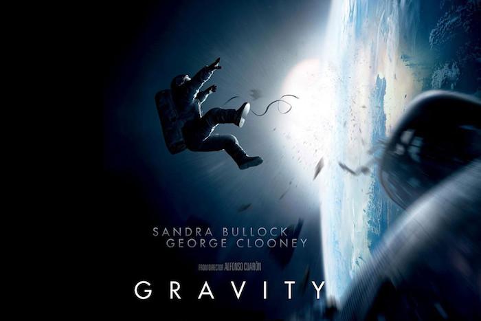 GravityMoviePoster Lista de nominados a los Oscars 2014