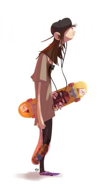 Ido Yehimovitz skater
