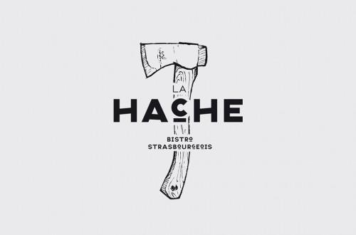 La Hache por Drach P. Claude