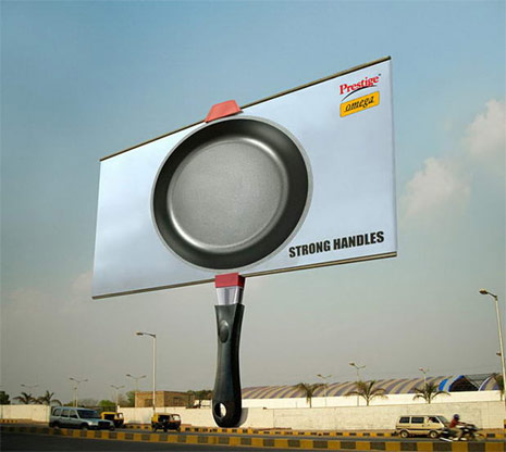 ambient marketing prestige