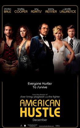Lista de nominados a los Oscars 2014, american hustle