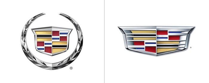 nuevo logo de Cadillac