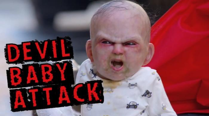 Campaña BTL para una película de terror Devil's Due
