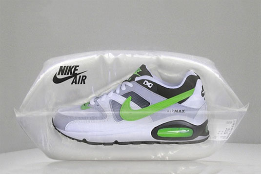 diseños de packaging Nike Air