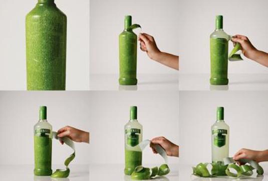 diseños de packaging Smirnoff Caipiroska