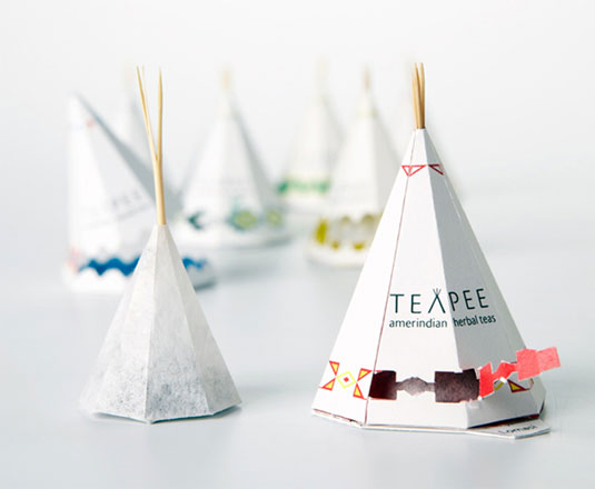 diseños de packaging TeaPee