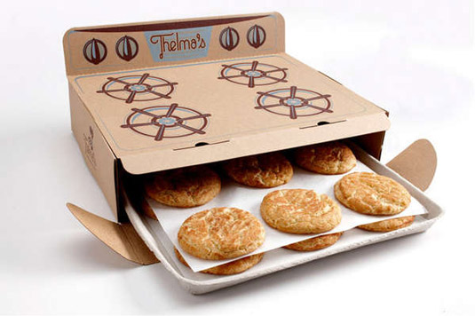 diseños de packaging Thelmas