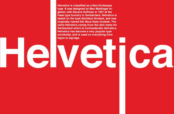 Documental completo de Helvetica