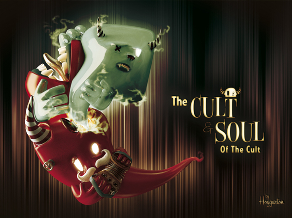 ilustraciones the cult and soul of the cult