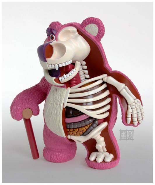 Oso malvado de Toy Stoy, Lotso