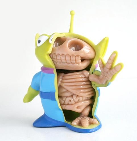 Pequeño marciano en Toy Story