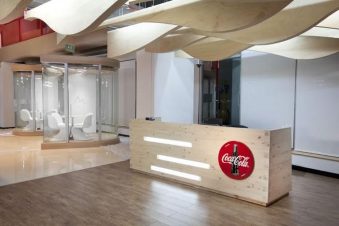 oficinas de Coca-Cola en Colombia