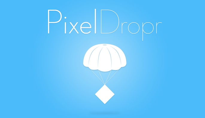 plugin photoshop para generar assets , pixel drop