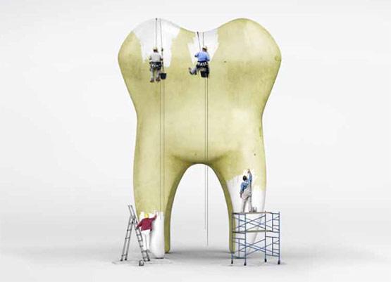 Publicidad dental