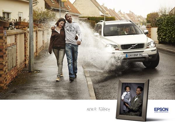 Publicidad para EPSON