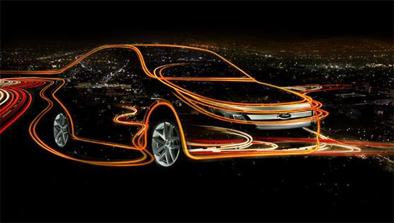 Publicidad de Ford Fusion para México
