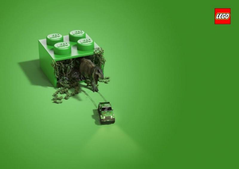publicidad lego jurassic