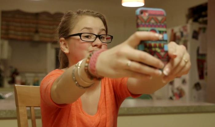 Selfie un corto de Dove