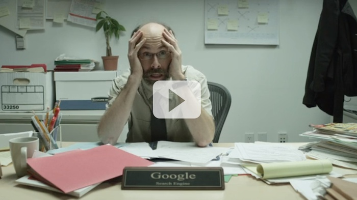 Video parodia de Google