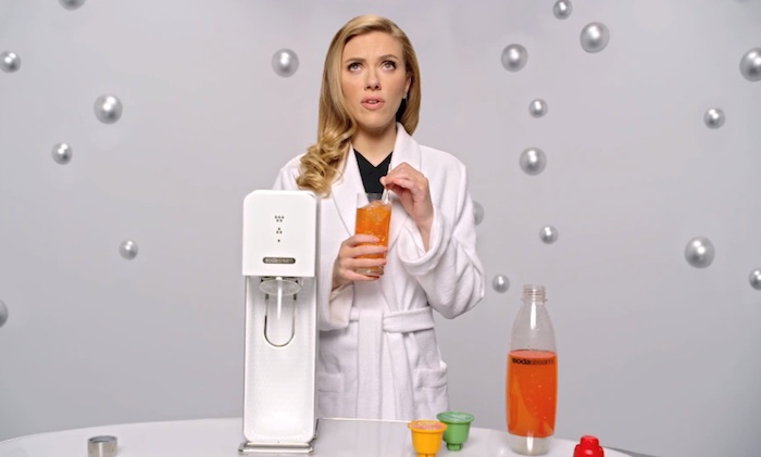 sodastream comercial censurado 2014