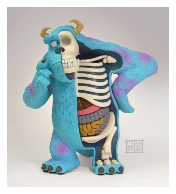 Sully de Monsters Inc.