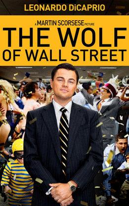 thewolf Lista de nominados a los Oscars 2014