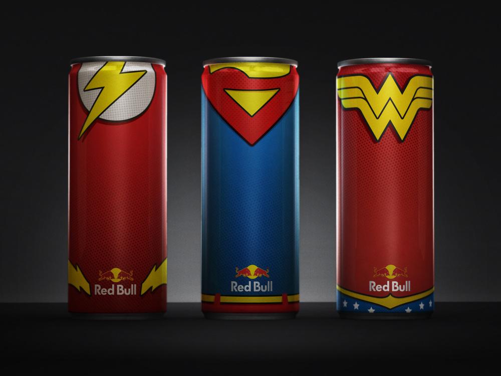 RedBull super heroes 1
