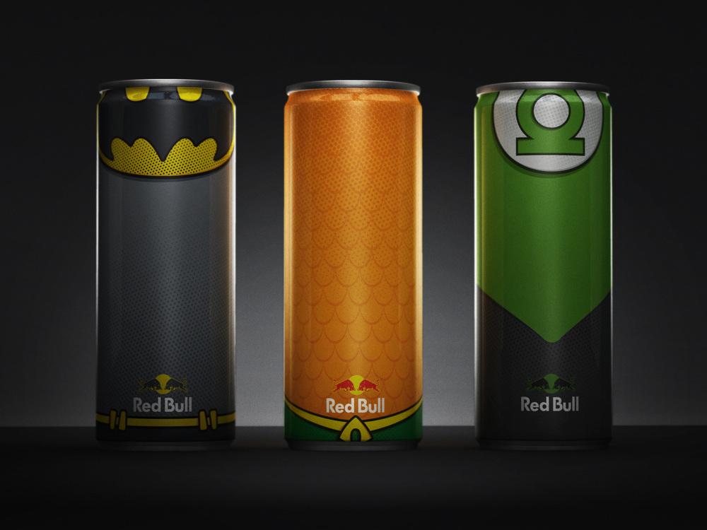RedBull super heroes 2