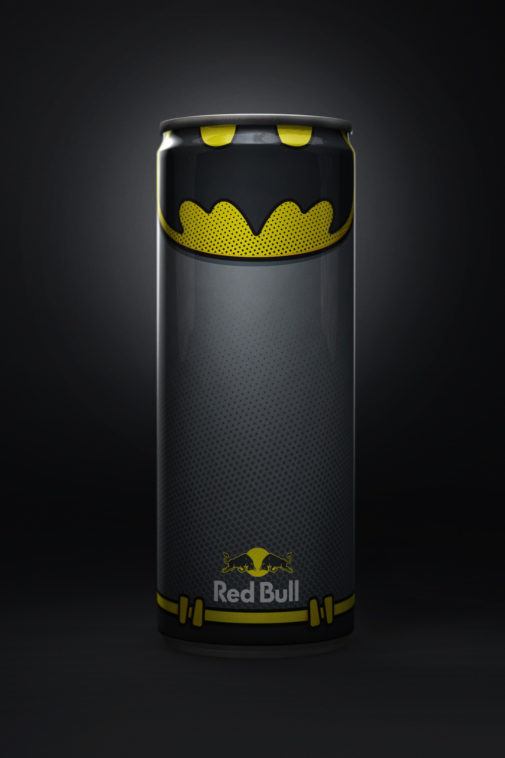 RedBull super heroes batman
