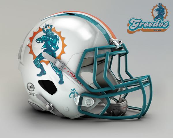 cascos NFL greedos