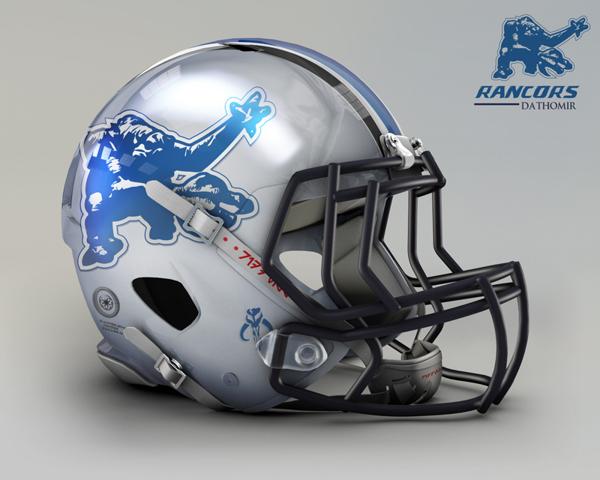 cascos NFL rancors