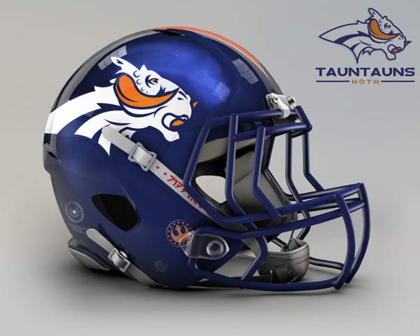 cascos NFL tauntauns