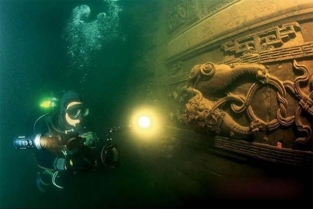 ciudad bajo el agua china 3