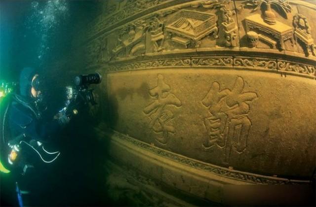 ciudad bajo el agua china 4