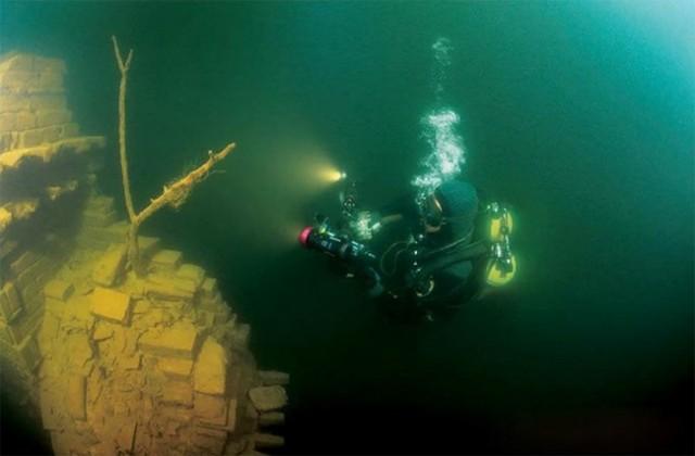 ciudad bajo el agua china 5