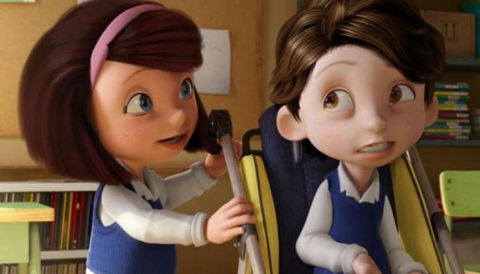 corto animado cuerdas Cuerdas el hermoso corto animado ganador de los Goya 2014