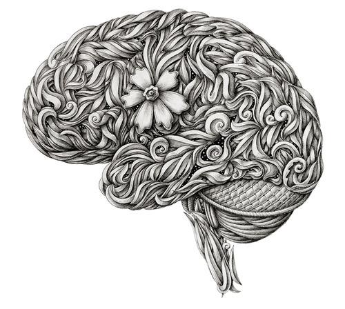ilustraciones Alex Konahin cerebro