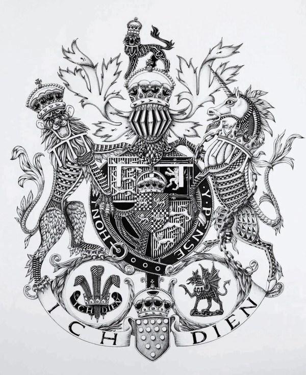 ilustraciones Alex Konahin escudo