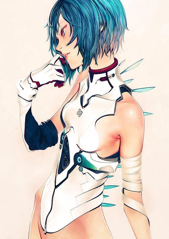 ilustraciones Ryo Iwai 2