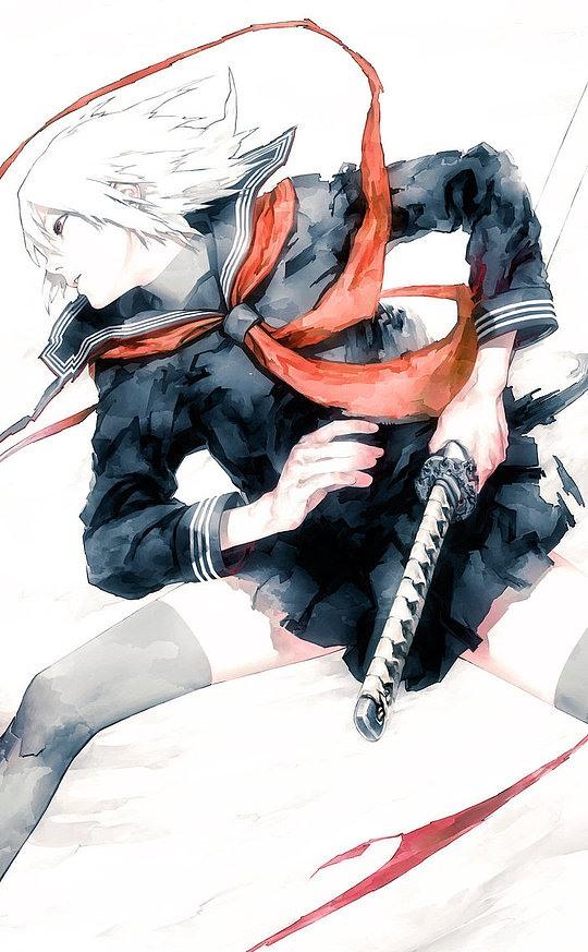 ilustraciones Ryo Iwai 5