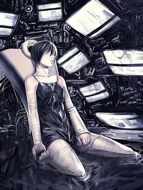 ilustraciones Ryo Iwai 7