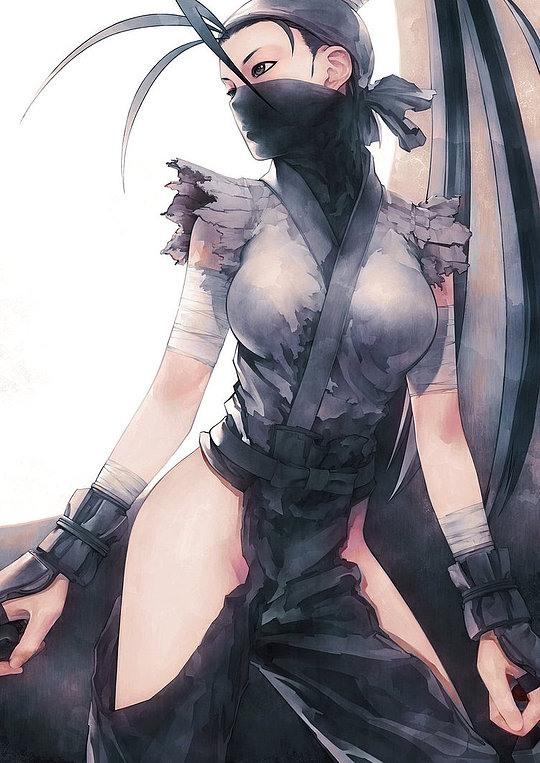 ilustraciones Ryo Iwai 8