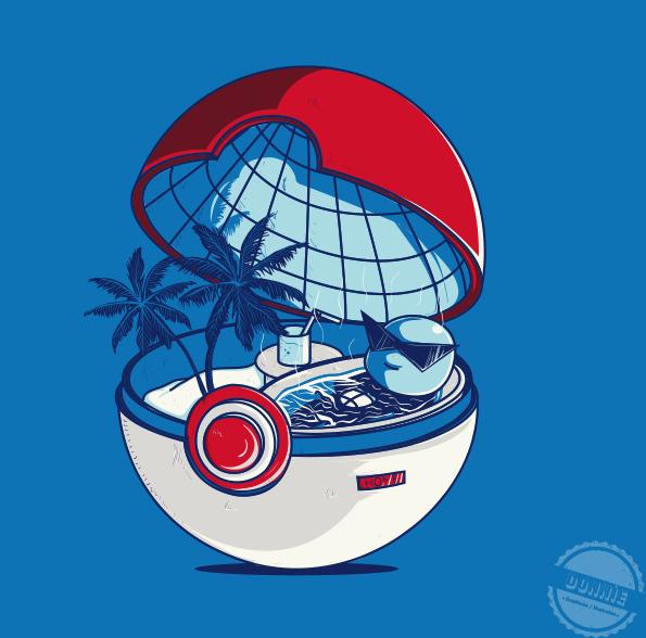 ilustraciones pokemon squirtle
