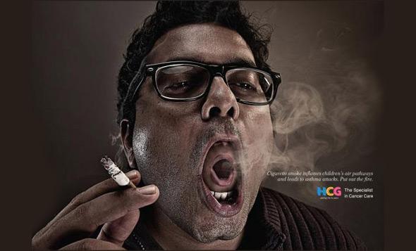 imágenes de publicidad smokers