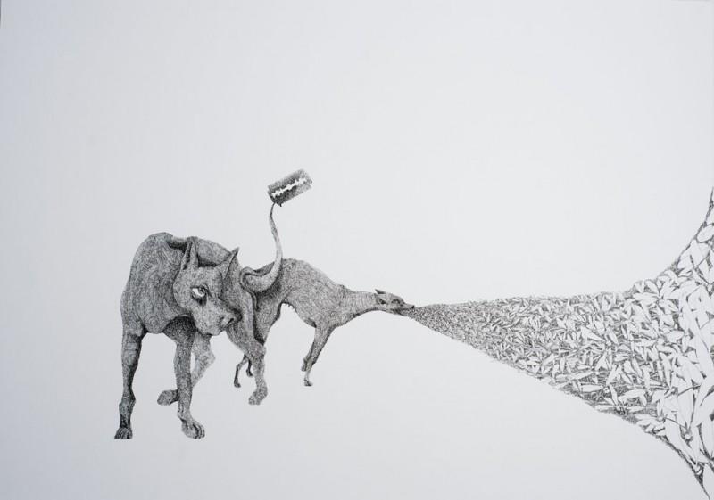 Dibujo por Cristian Mateo Abreu